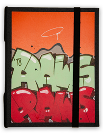 eisvogel notes, Berlin, individuelles Notizbuch, Skizzenbuch, Planer, Kalender, made in berlin, journal, bullet, booklets, Rawsone, Raws, graffiti